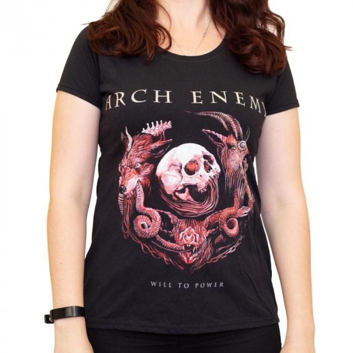 Tricou Femei Arch Enemy - Will to Power [0]