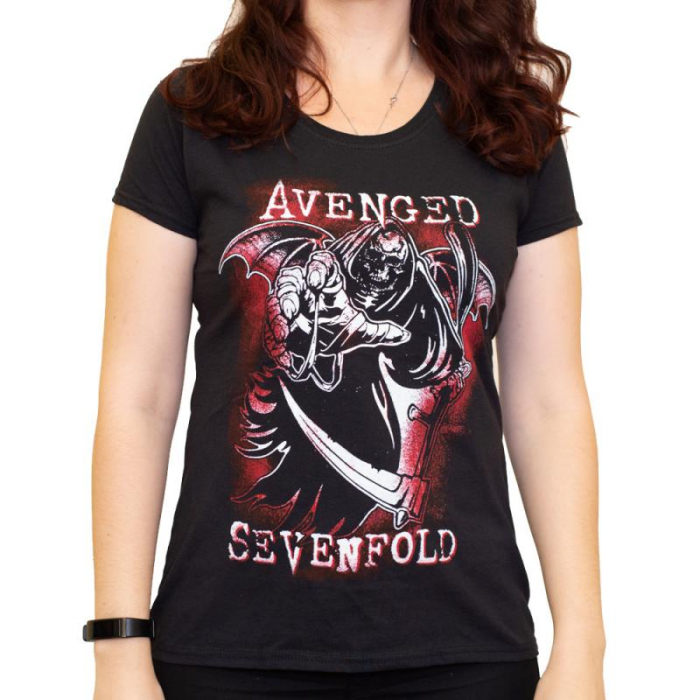 Tricou Femei Avenged Sevenfold - Deaths Reach 0