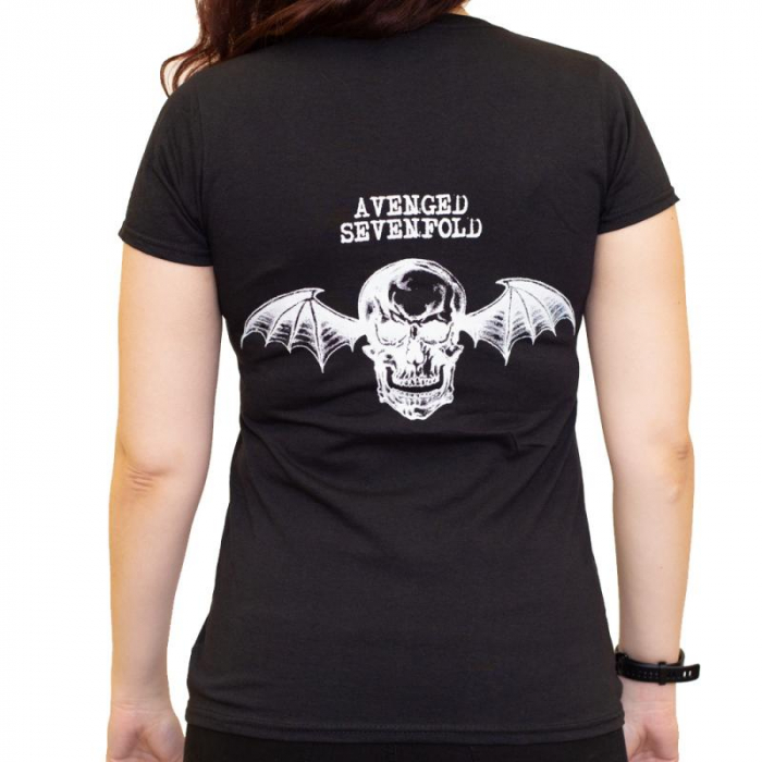 Tricou Femei Avenged Sevenfold - Deaths Reach 1