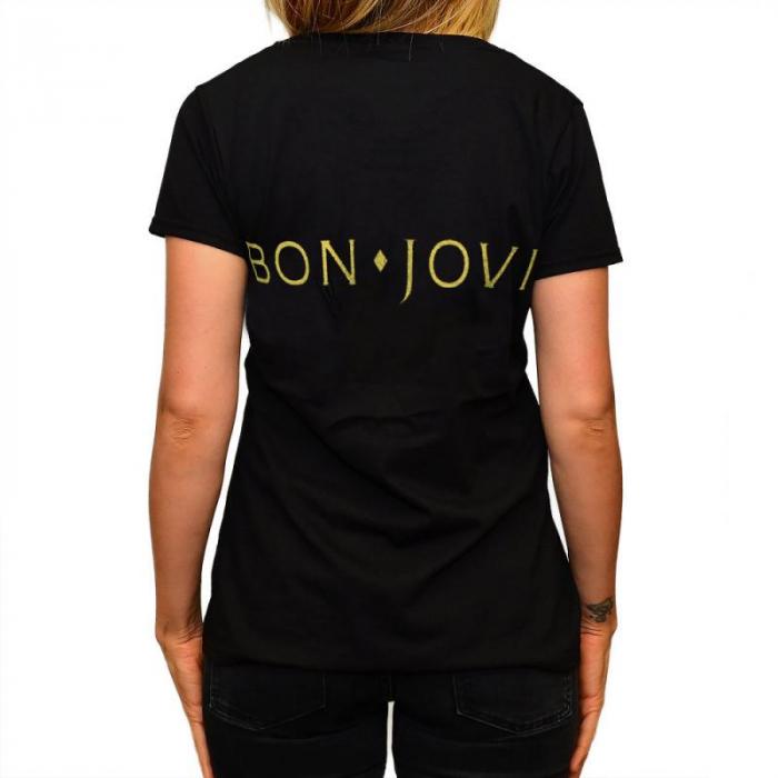 Tricou Femei Bon Jovi 1