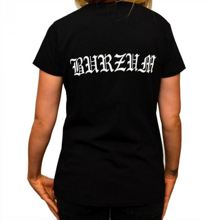 Tricou Femei Burzum - Det Som Enang Var [1]