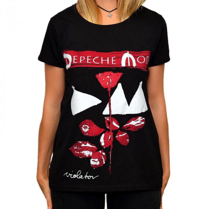 Tricou Femei Depeche Mode - Violator 0