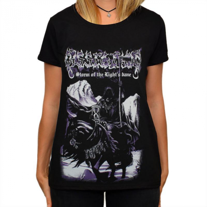 Tricou Femei Dissection - Storm of the Light\'s Bane 0