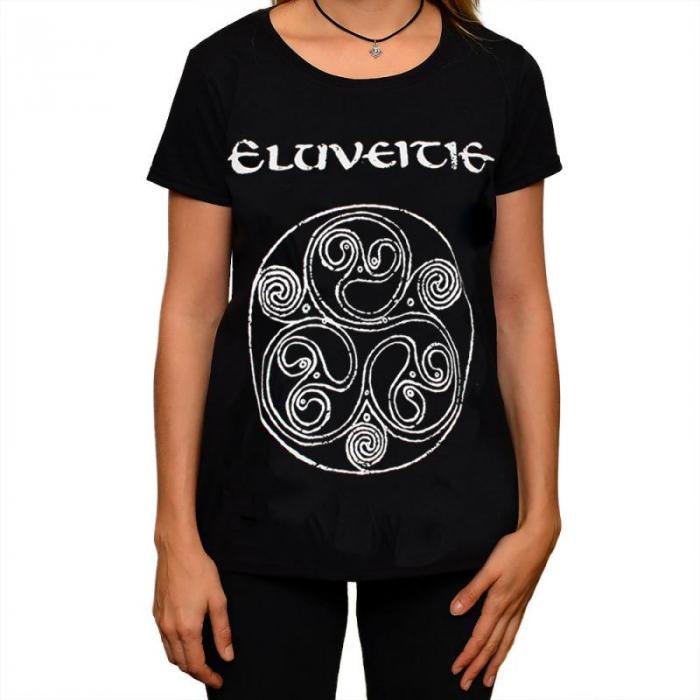 Tricou Femei Eluveitie - LOGO [0]