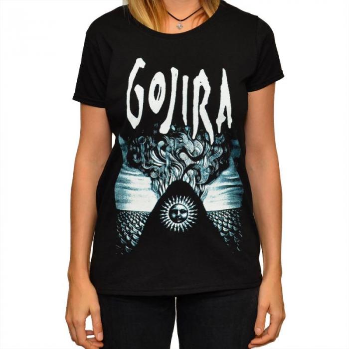Tricou Femei Gojira - SUN [0]
