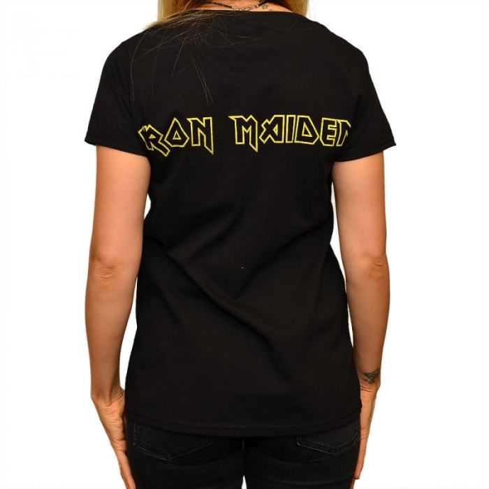 Tricou Femei Iron Maiden - Fear of the Dark 1