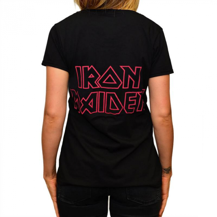 Tricou Femei Iron Maiden - The Number of the Beast 1