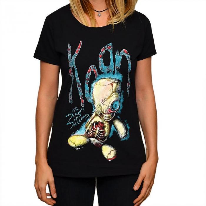 Tricou Femei Korn - DOLL 0