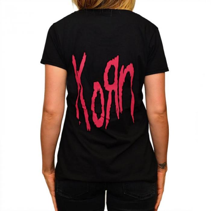 Tricou Femei Korn - Witch 1
