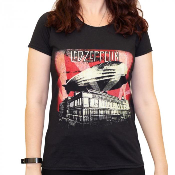 Tricou Femei Led Zeppelin - Madison Square 0