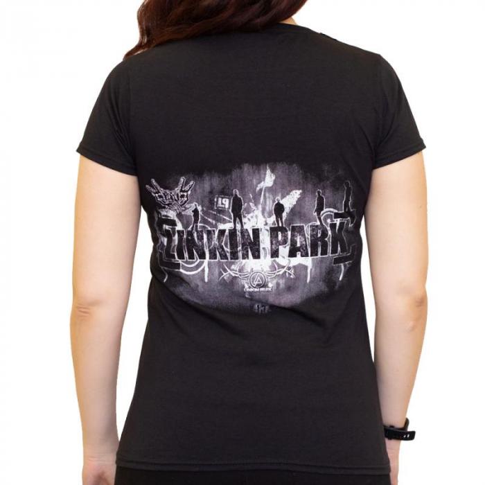 Tricou Femei Linkin Park - White 1