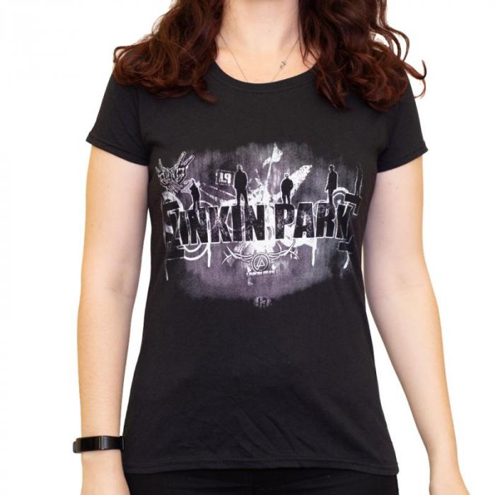 Tricou Femei Linkin Park - White 0
