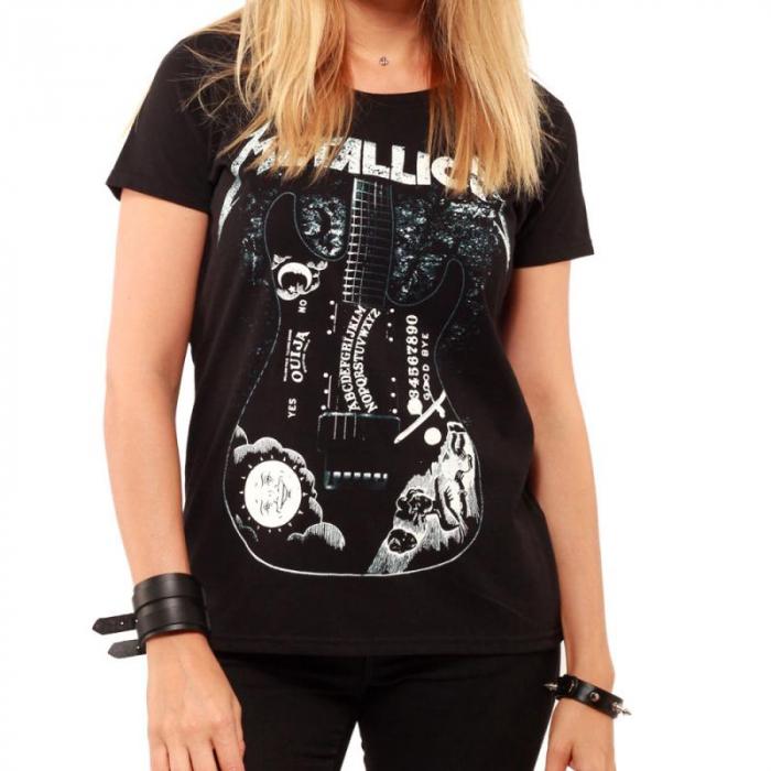 Tricou Femei Metallica - Chitara 0