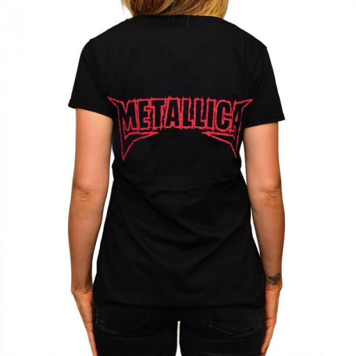 Tricou Femei Metallica - Ying si Yang [1]