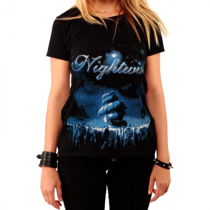 Tricou Femei Nightwish - Ship 0