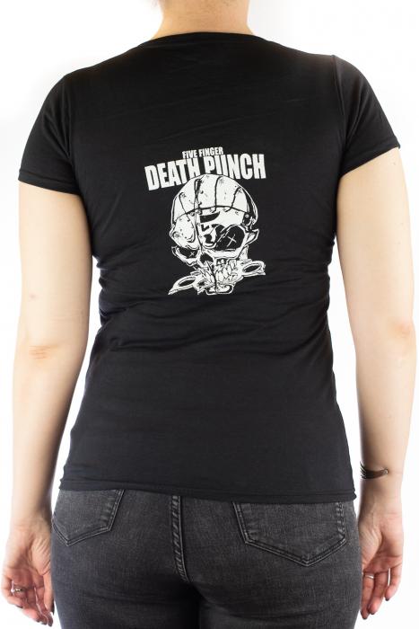 Tricou Femei Five Finger Death Punch - Bruce 1