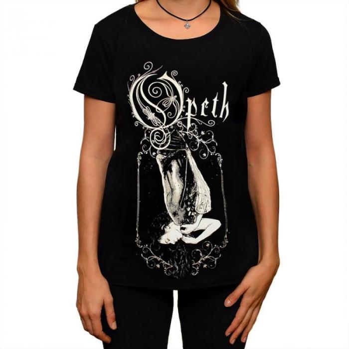 Tricou Femei Opeth - Chrysalis [0]