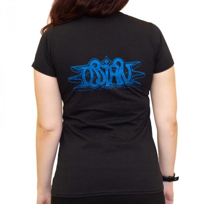 Tricou Femei Ossian - Az Igazi Szabadsag [1]