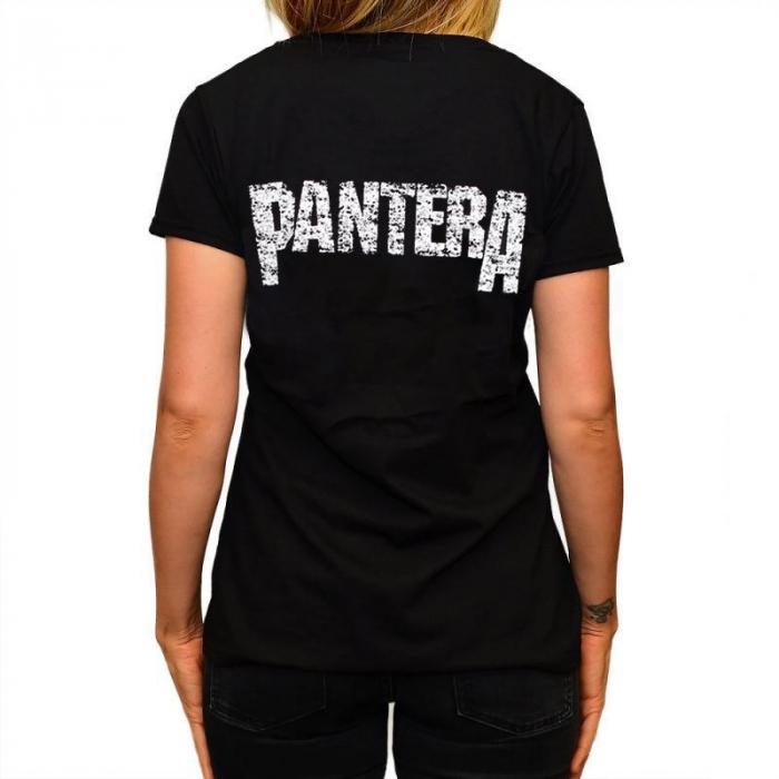 Tricou Femei Pantera - Fucking Hostile [1]