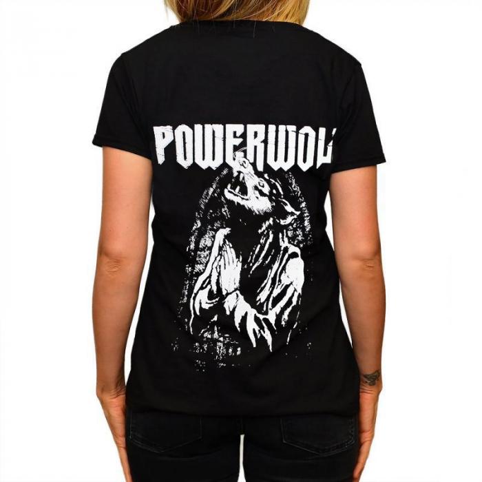 Tricou Femei Powerwolf [1]