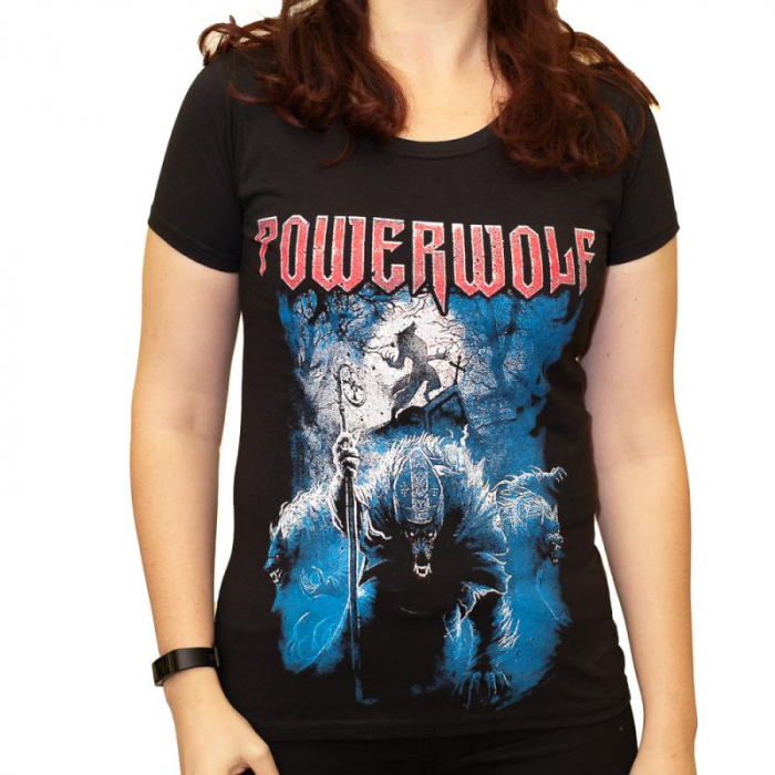 Tricou Femei Powerwolf - The Bishop 0