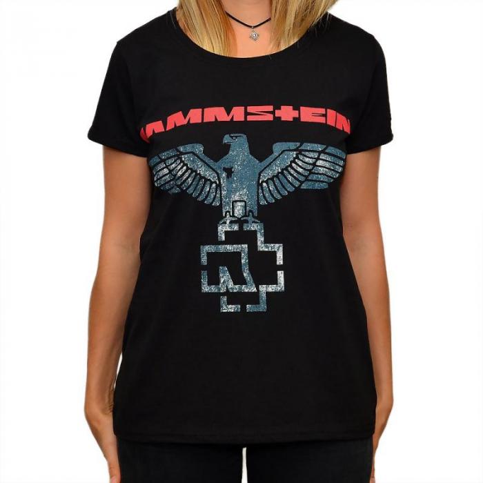 Tricou Femei Rammstein - Eagle New 0