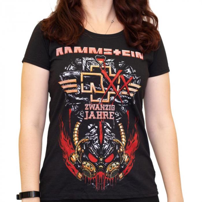 Tricou Femei Rammstein - Zwanzig Jahre 0