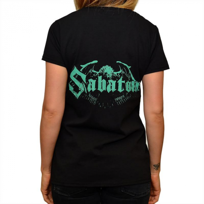 Tricou Femei Sabaton - HEROES 1