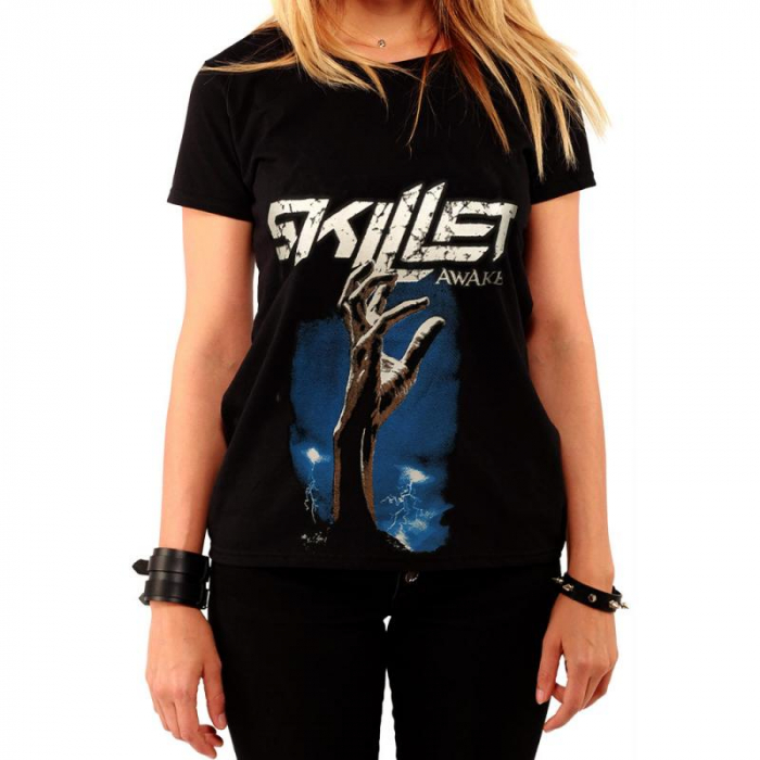 Tricou Femei Skillet - Awake 0