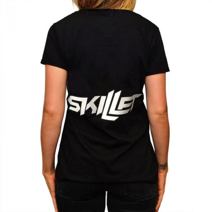 Tricou Femei Skillet - Awake 1