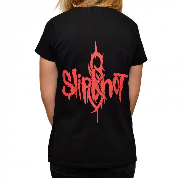 Tricou Femei SLIPKNOT -.5: THE GRAY CHAPTER 1