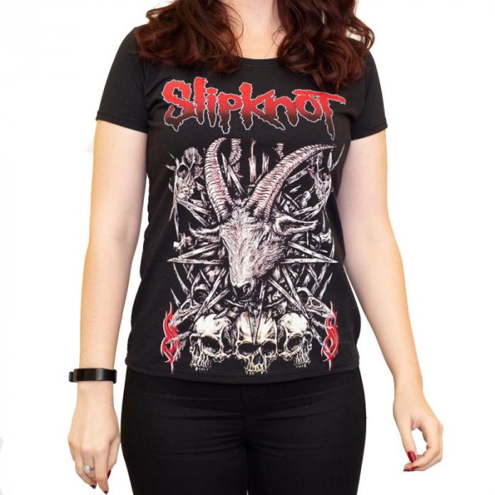 Tricou Femei Slipknot - Goat 2 0