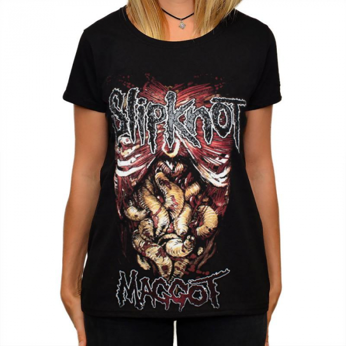 Tricou Femei Slipknot - Maggot 0