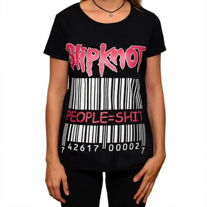 Tricou Femei Slipknot - People=Shit 0