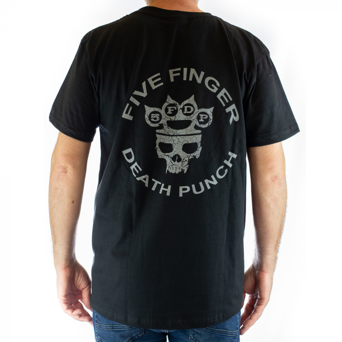 Tricou Five Finger Death Punch -Sin City Nevada - 180 grame [1]