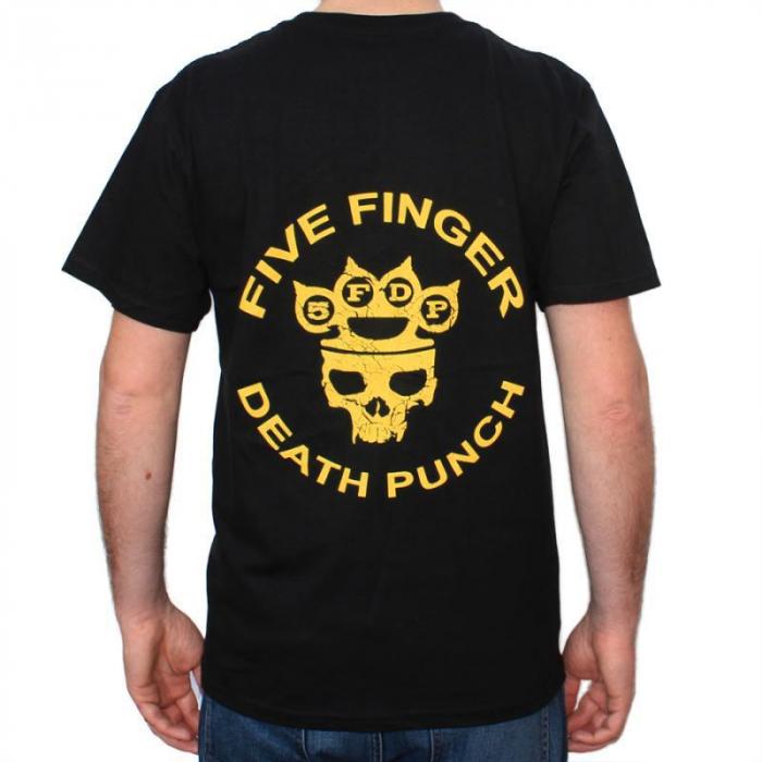 Tricou Five Finger Death Punch - Mercenary - 180 grame 1