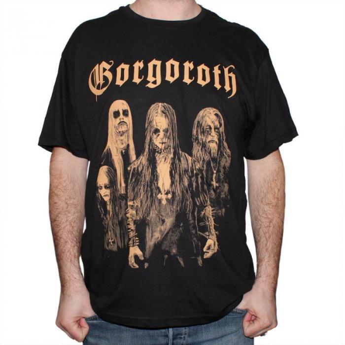 Tricou Gorgoroth - Band 145 grame 0
