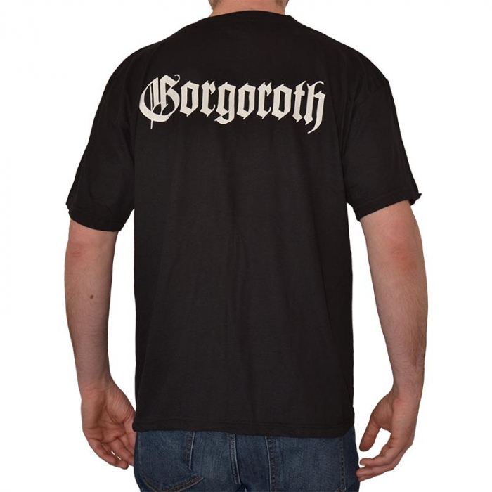 Tricou Gorgoroth - Under The Sign Of Hell - 180 grame 1