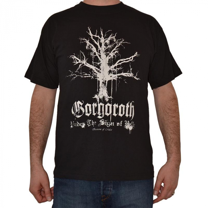 Tricou Gorgoroth - Under The Sign Of Hell - 180 grame 0