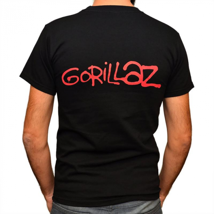 Tricou Gorillaz - Demon Days - 180 grame 1