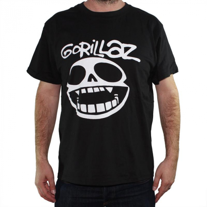 Tricou Gorillaz -Logo - 180 grame [0]