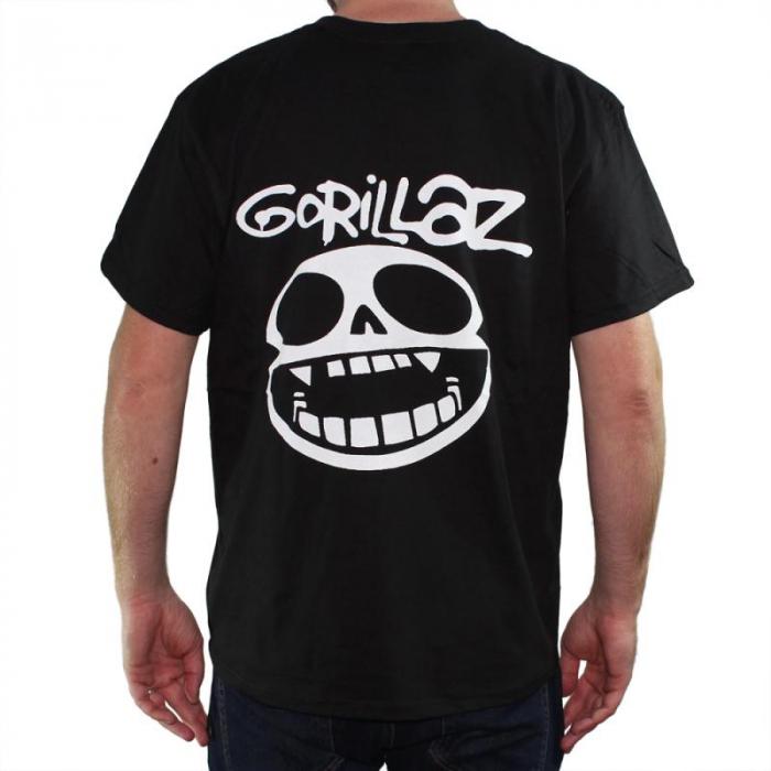 Tricou Gorillaz -Logo - 180 grame [1]