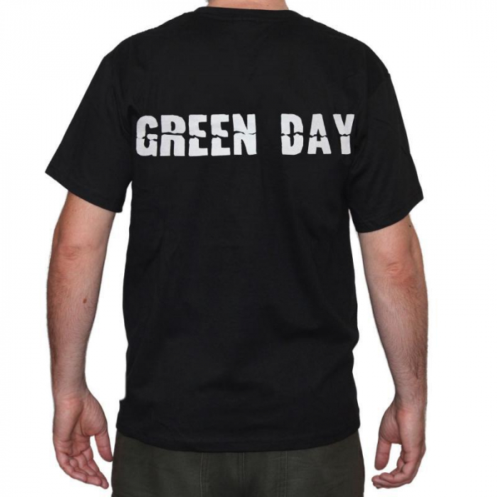 Tricou Green Day - American Idiot - 180 grame 1