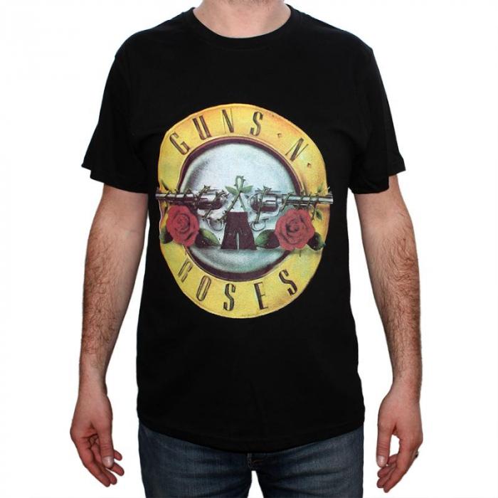 Tricou Guns N Roses - Logo - 180 grame 0