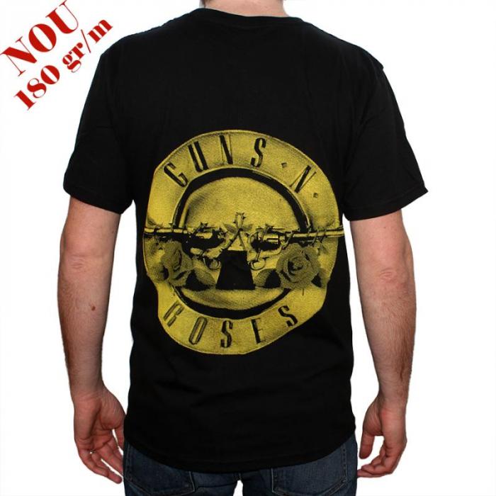 Tricou Guns N Roses - Logo - 180 grame 1