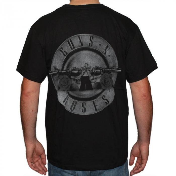 Tricou Guns N Roses Logo band - 180 grame 1