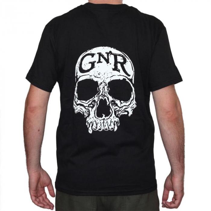 Tricou Guns N Roses - Skull - 180 grame 1