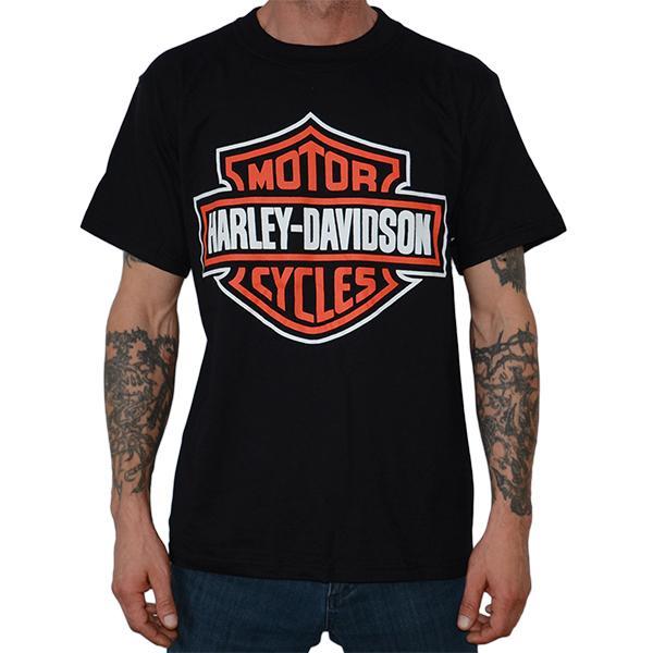 Tricou Harley Davidson - Logo - 180 grame 0