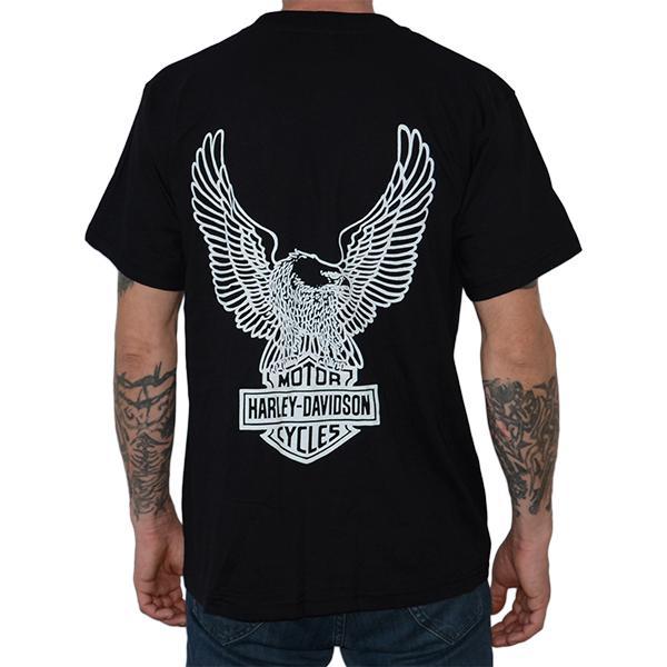 Tricou Harley Davidson - Logo - 180 grame 1
