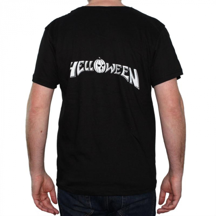 Tricou Helloween - Keeper Of The Seven Keys - 145 grame 1